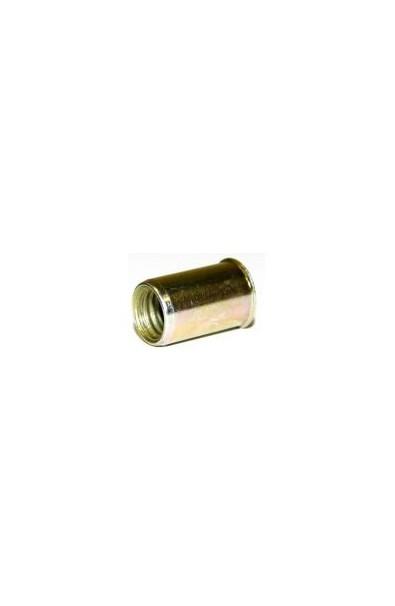 M 3 х 9,0 ж.ц. Заклепка гаечная, уменьшенный фланец (насечка) вытяжная.